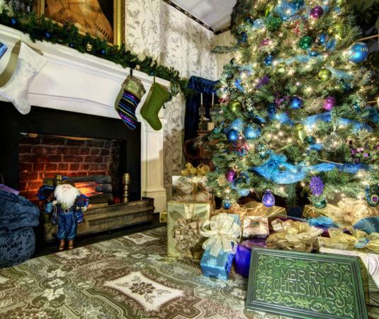 Christmas Morning Presents Jb0465