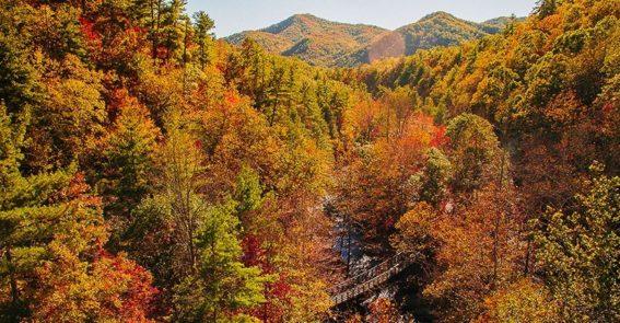 Creeper Trail fall aerial Sam Dean LOW RES