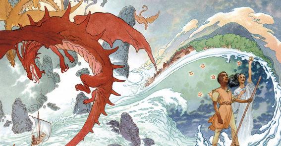 Charlesvess Earthsea Imagined 2019