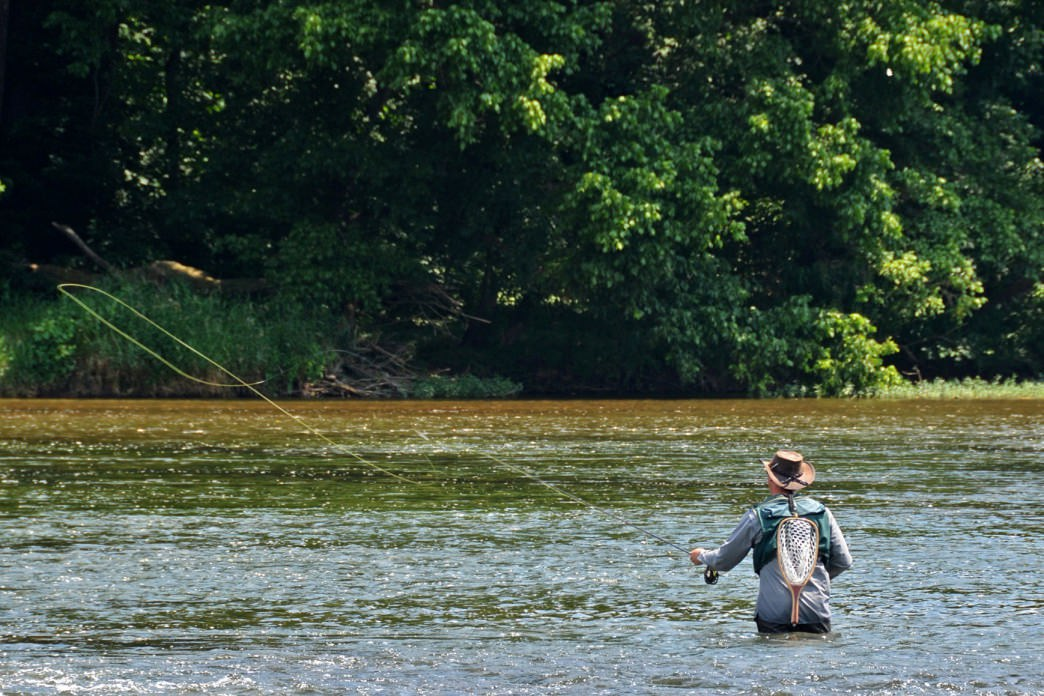 an overview of the fly fishing scene in southwest virginia