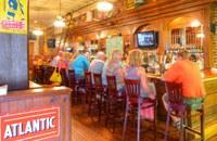 people dining at Bonefire Smokehouse