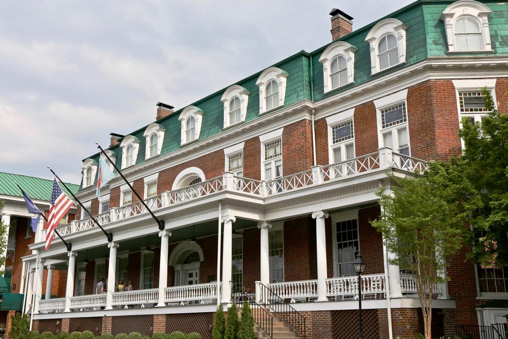20170919-Virginia-Abingdon-Martha Washington Inn