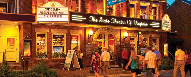 Catch a performance at the famous Barter Theatre