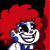 clown princess icon