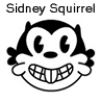 sidney squirrel icon