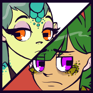 Sunder and Maree character icon
