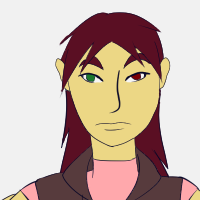 Morgan Maruyama character icon