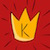 King Jack Queen character icon