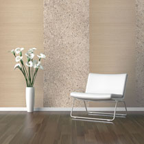 Grass Cloth and Mica Wallpapers