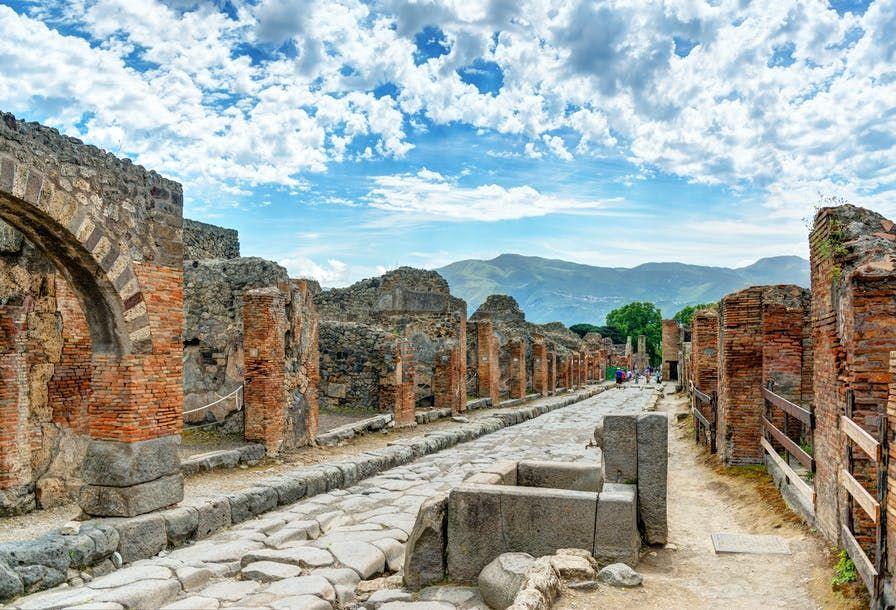 Herculaneum treasure.