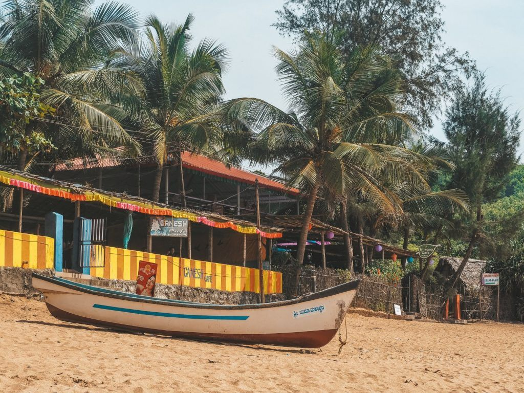 Gokarna - the more Chill Goa!