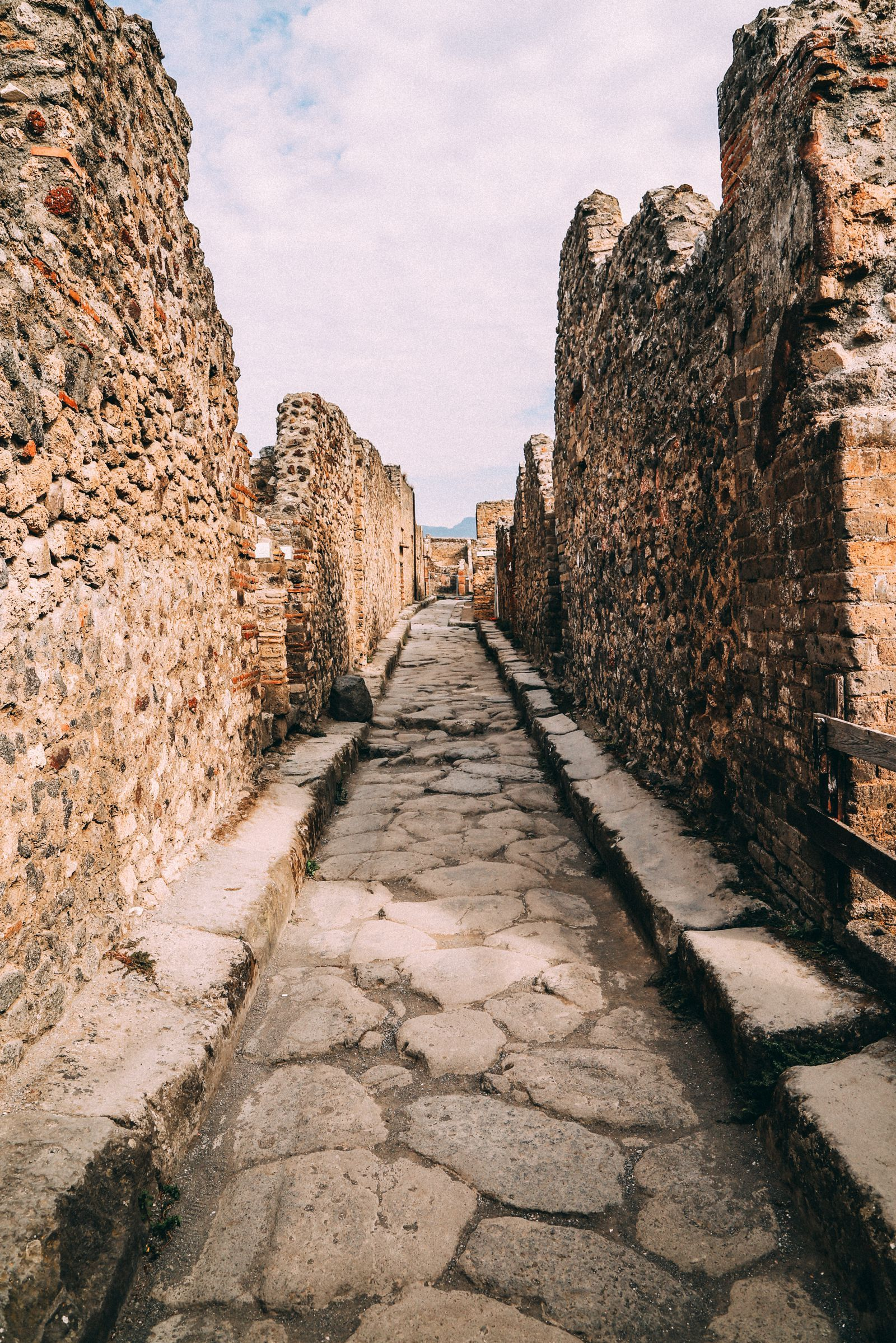 One of the most fascinating places on the globe : Pompeii!