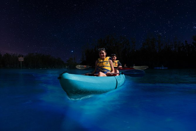 Night Kayaking.