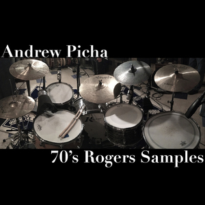 Standard 70's Rogers Kit by Andrew Picha - Patch | Loop