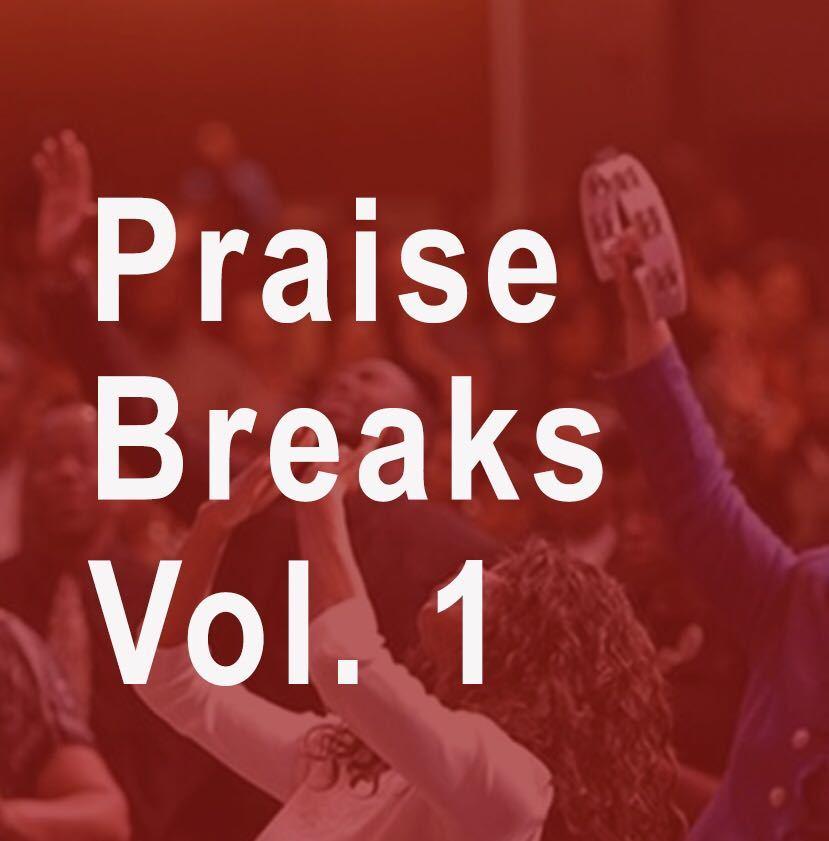 Praise Break 3 (Feat  Jabari Johnson) by Loop Gospel