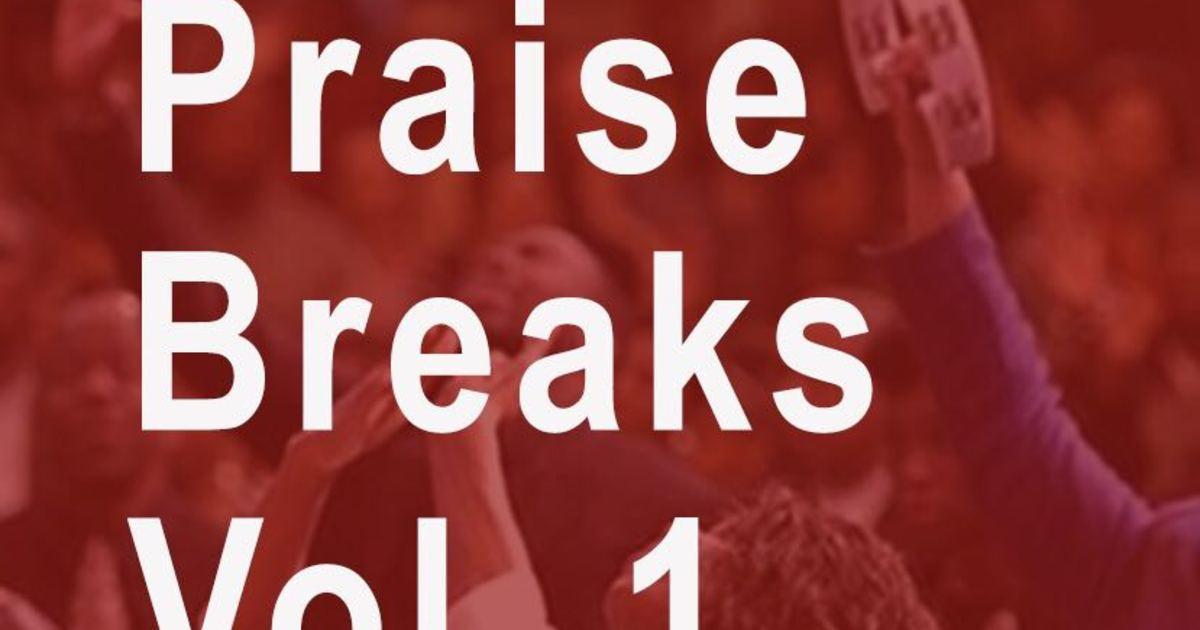 Praise Break 3 (Feat  Jabari Johnson) by Loop Gospel - MultiTracks