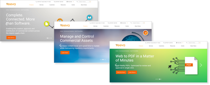 Carousel WITH Veeva Web2PDF's custom data attributes