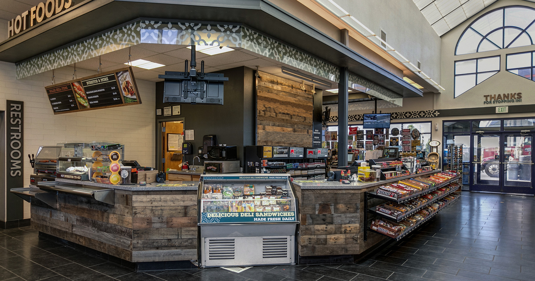 market overview convenience store foodservice us Center, gas station, and community crossroads  within the store that require  additional space — whether coffee islands, foodservice areas with seating or  financial services kiosks  the convenience store industry is america's primary  source for fuel  a majority of convenience store growth in 2015 came from non- fuel.