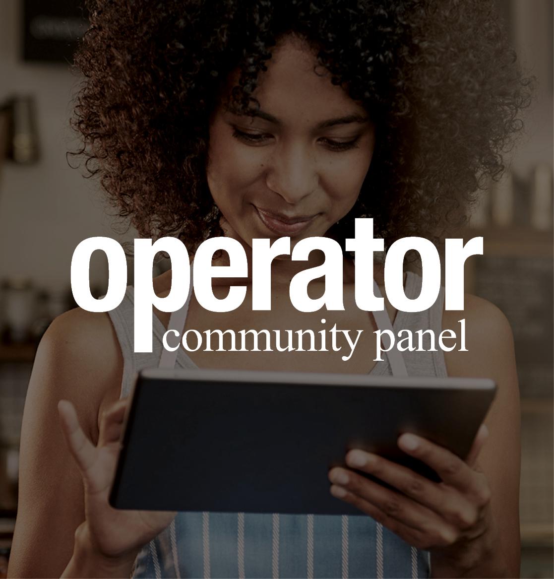 Operator Community Panel