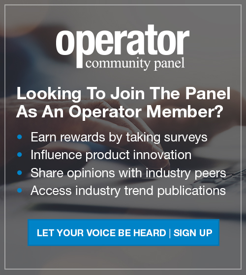 Join the Operator Community Panel