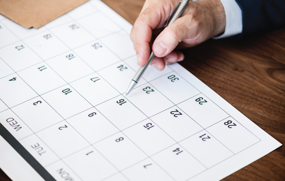 Block out Calendar Time for All Work
