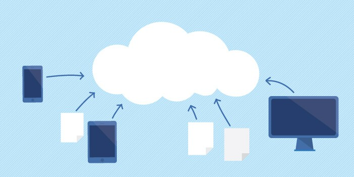 Online backups to protect business data