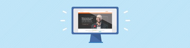 Website: Focus on Your Core Messaging