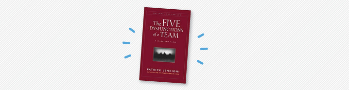 Patrick Lencioni's The Five Dysfunctions of a Team Book