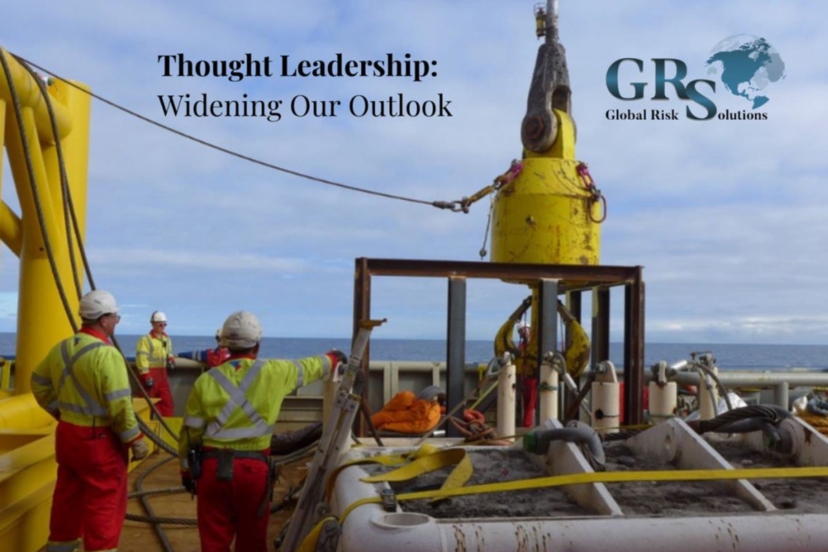 Widening Our Outlook