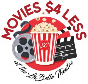 Movies $4 Less