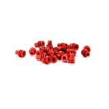 Delphi Metri-Pack 150 18-16ga RED Wire Grommets (25ct)