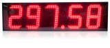 18-Inch 5-Digit LED sign for Distance