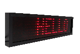 "alpha - 4"" LED Alphanumeric Display"