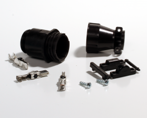 AMP Series III 3-Terminal Receptacle Connector Kit StdSx