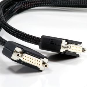 Scale Y-Cable DB15 Connectors