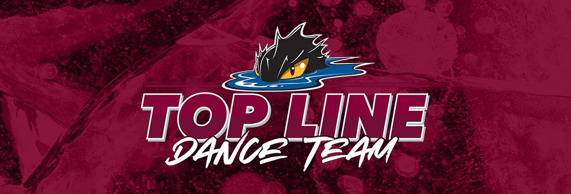 Monsters Top Line Dance Team