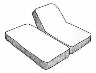 Split Adjustable Bed Sheets