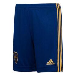 Shorts Uniforme Titular Boca Juniors 20/21 Y Adidas