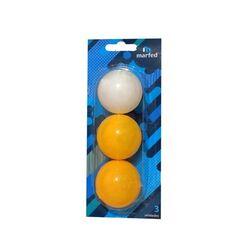 Set 3 Pelotas Ping Pong Marfed