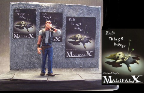 Malifaux by Michael Bay