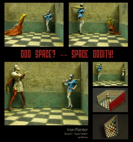 ELIM: Odd Space? Space Oddity!