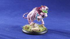 Pretty in Pink: Malifaux Cereal Mascot