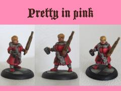 Iron Painter 2016 round 1 entry by Buntman