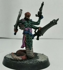 iron painter round 4 (elim) armed and dangerous