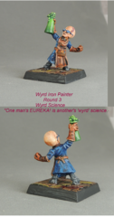 Wyrd Science - Guildenstern ELIM