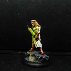 OSL Nurse by MeatAndFauxtatoes
