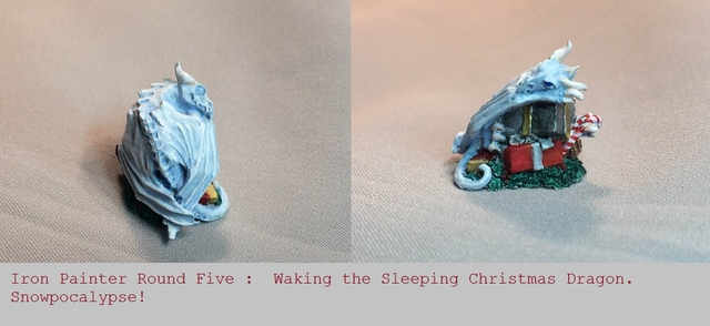 Waking the Christmas Dragon