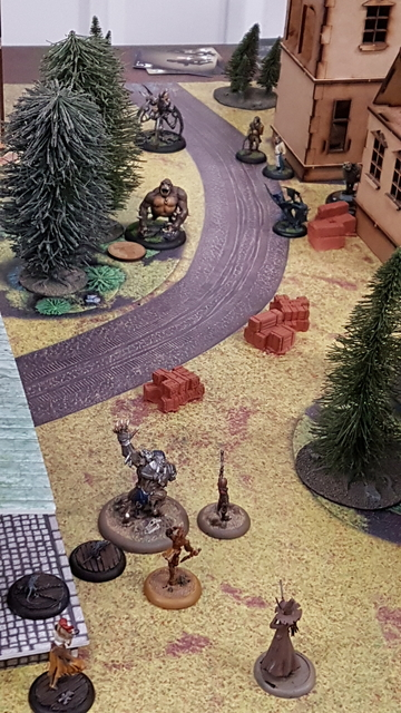 High Noon - Malifaux Style