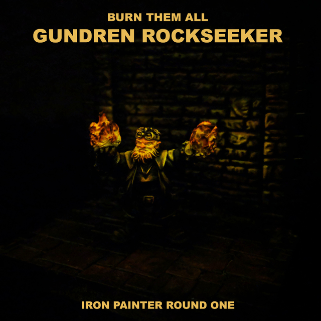 Gundren Rockseeker - IP R1