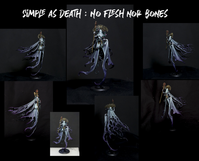 Simple as death : No flesh nor bones